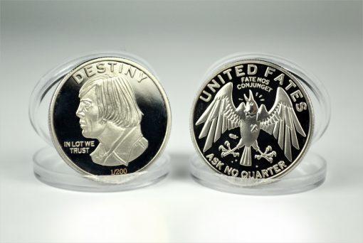 Lucky Quarter