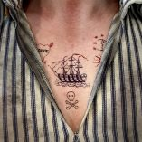 Temporary Convict Tattoos